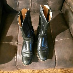 Ladies Justin roper boots